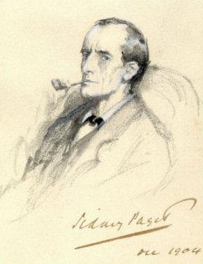 Holmes, 1904 (Sharet)